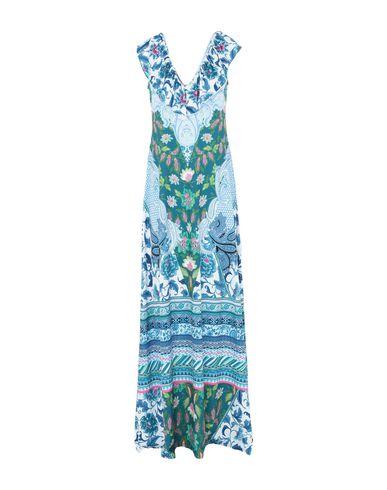 HALE BOB Long Dress in Azure