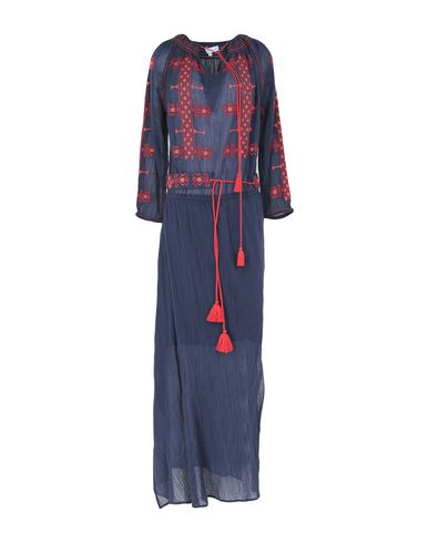 CHRISTOPHE SAUVAT COLLECTION Long Dress in Dark Blue