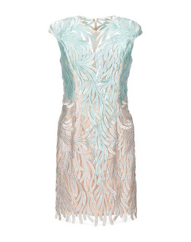 FOREVER UNIQUE Short Dress in Beige