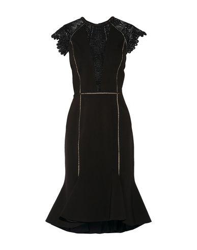 CATHERINE DEANE Knee-Length Dress in Black