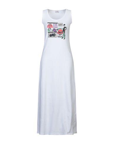 Braccialini Long Dress In White