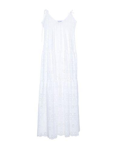 DAIZY SHELY Long Dress in White