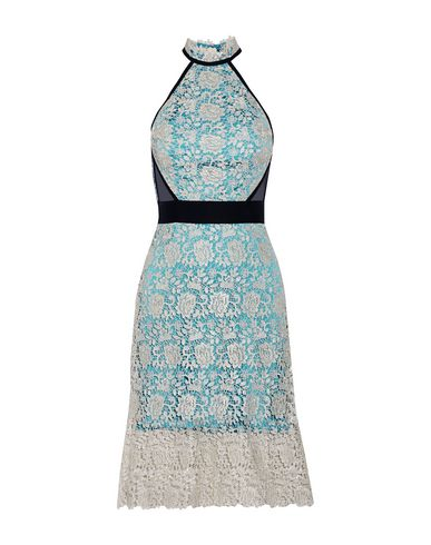 CATHERINE DEANE Knee-Length Dress in Turquoise