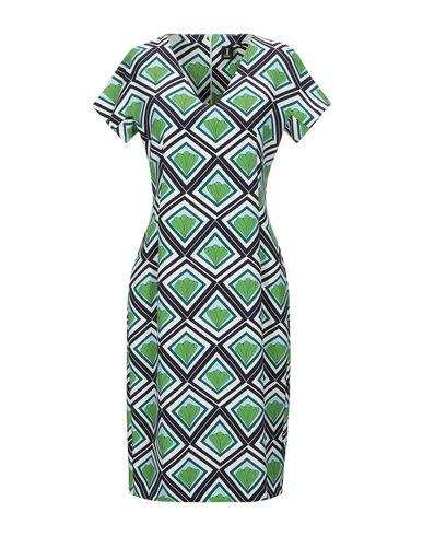 ONE Knee-Length Dress in Green