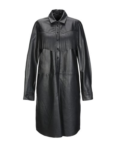 SET Shirt Dress in Black