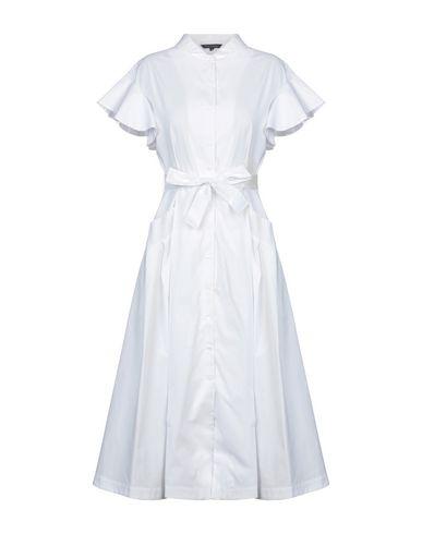a24a6b9c9f4 Tara Jarmon Midi Dress - Women Tara Jarmon Midi Dress online on YOOX ...