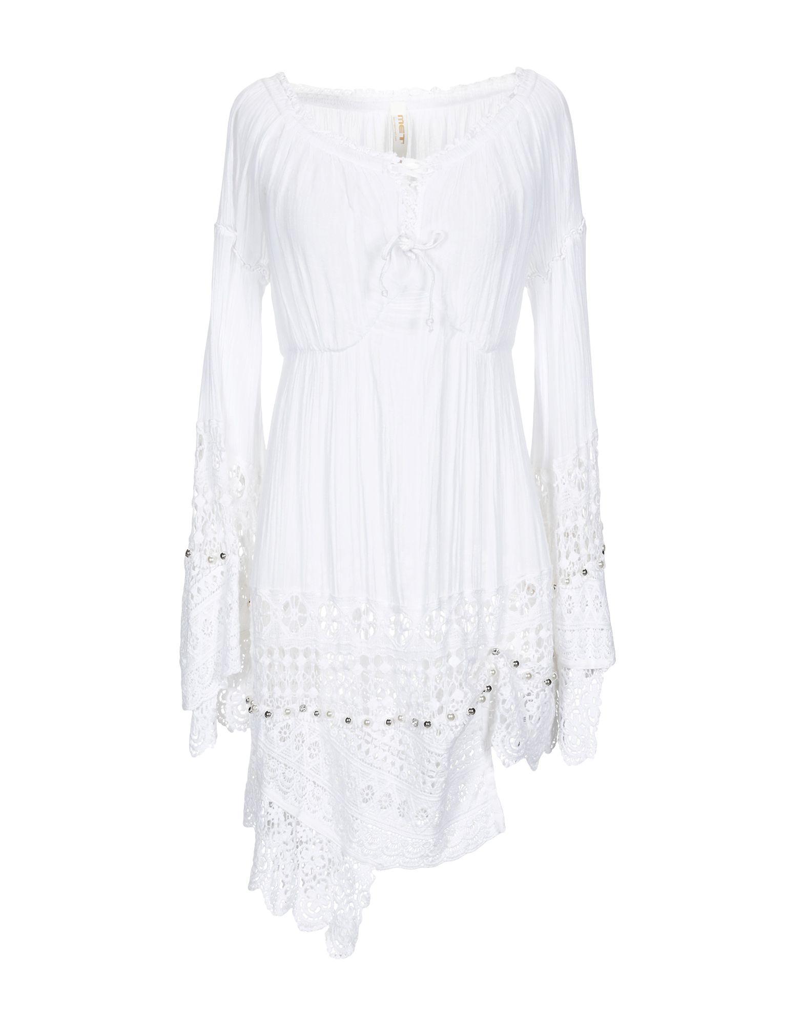 Vestito Corto Met donna donna donna - 34917127KE 783