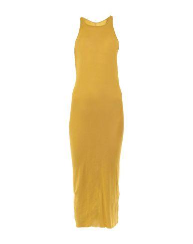 70f6c5a9dd9 Rick Owens Long Dress - Women Rick Owens Long Dresses online on YOOX ...