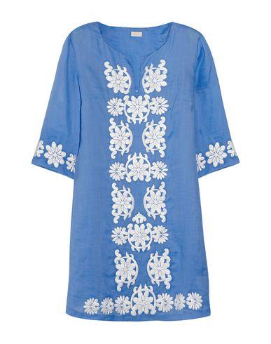 COLLETTE DINNIGAN Short Dress in Blue