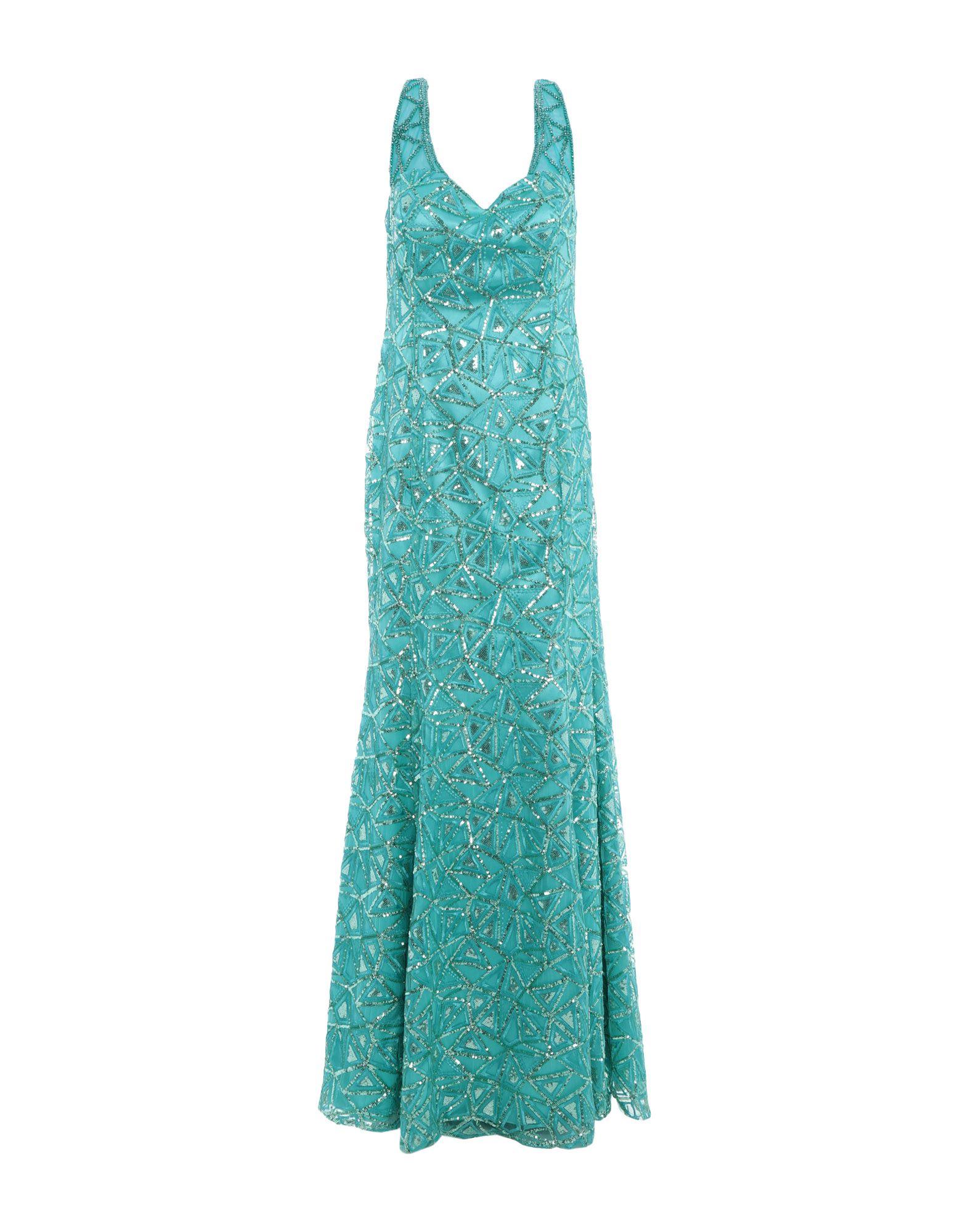 buy popular 48c18 9fb8f MUSANI COUTURE Long dress - Dresses | YOOX.COM