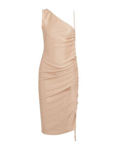 CASASOLA Knee-Length Dresses in Beige