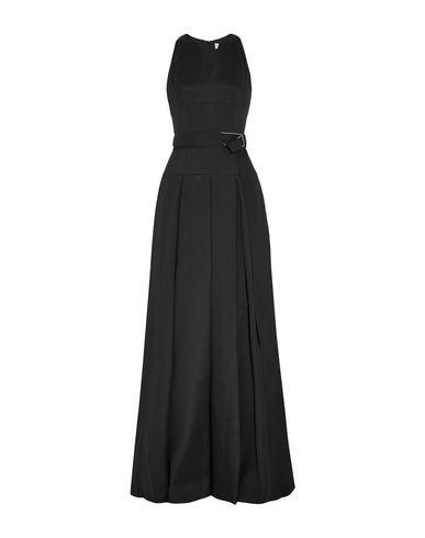 AMANDA WAKELEY Long Dress in Black