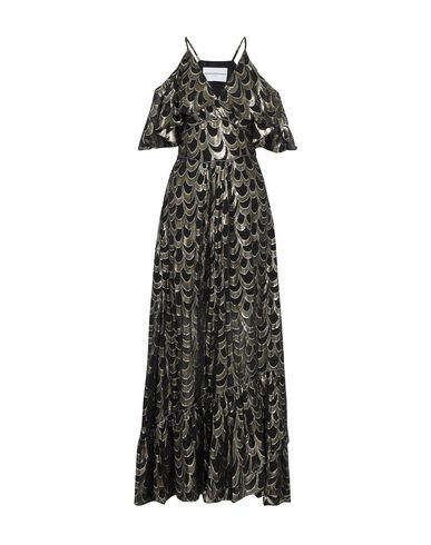 PERSEVERANCE Long Dress in Black