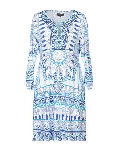 HALE BOB Short Dress in Blue