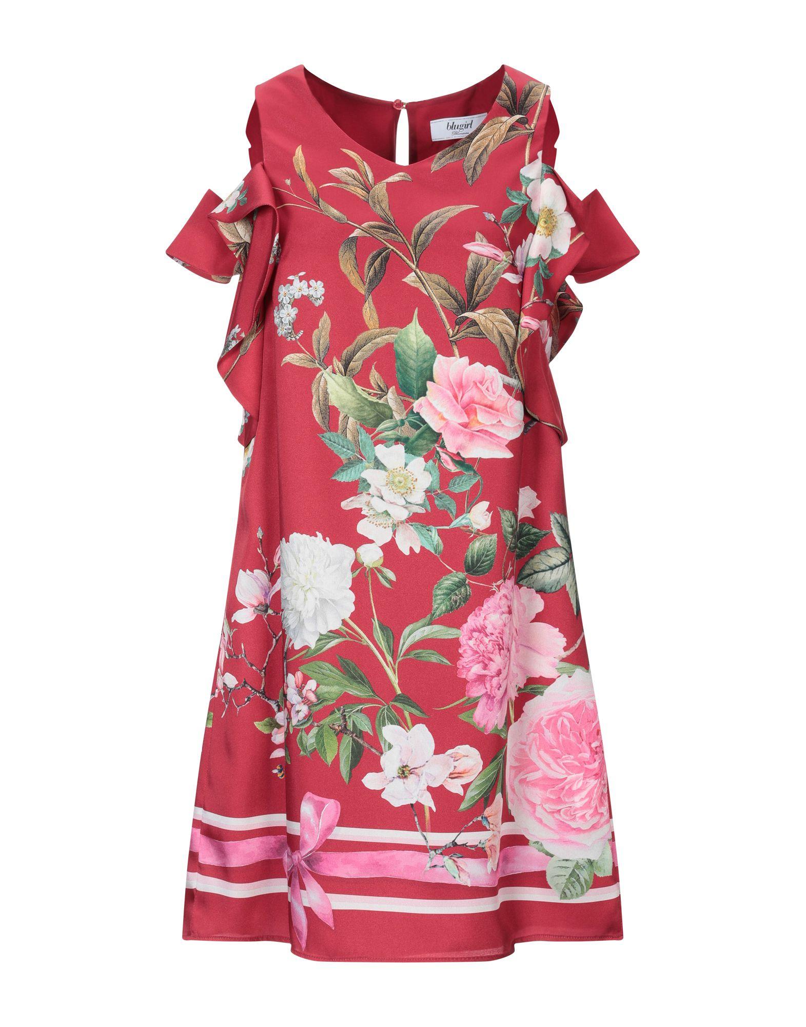 Vestiti Corti Blugirl Blumarine Donna Collezione Primavera-Estate e  Autunno-Inverno 529e302a6d2