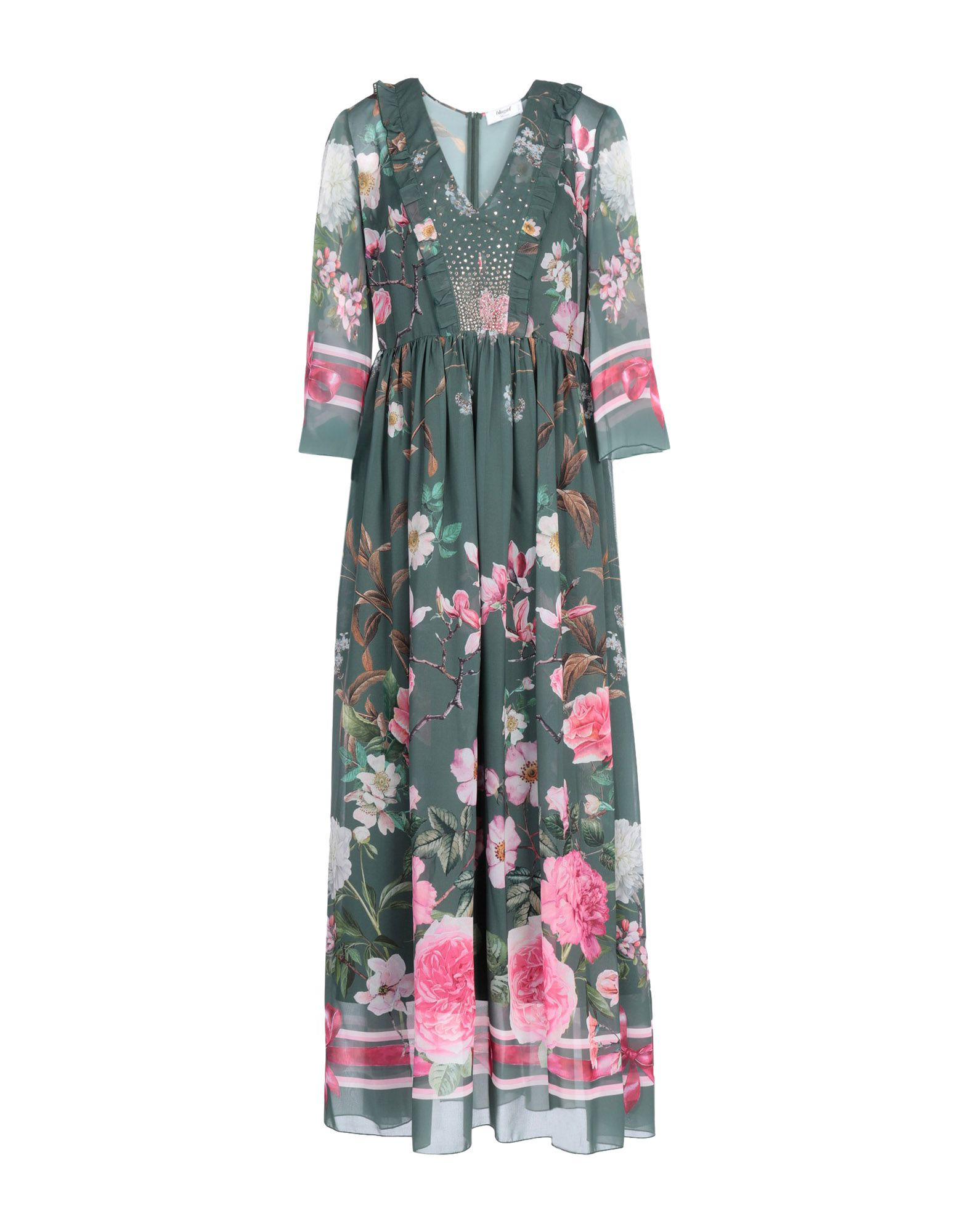 Vestiti Lunghi Blugirl Blumarine Donna Collezione Primavera-Estate e  Autunno-Inverno 9f3b255855d