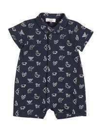 bd58557fe6 Φορμίτσες Αγόρι Armani Junior 0-24 μηνών - Παιδικά ρούχα στο YOOX