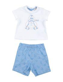 Armani Junior Boy kidswear 0-24 months on YOOX. 61ed6b69623e1