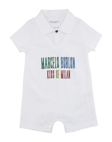 991bf9065c Marcelo Burlon Playsuit Boy 0-24 months online on YOOX United Kingdom