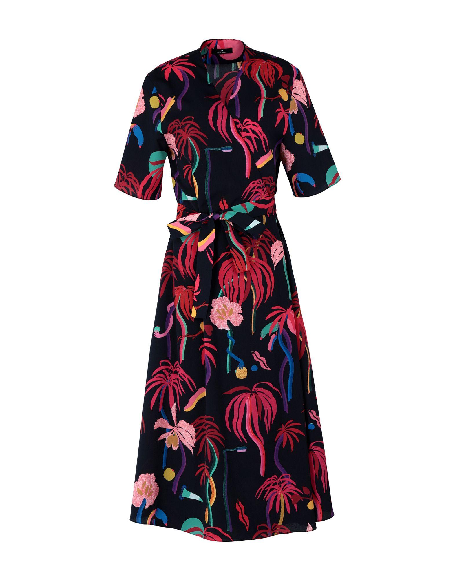 Vestito Longuette Ps Paul Smith damen Dress - damen - 34936551TK