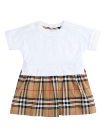 huge selection of bcf82 f67f8 Abbigliamento per neonato Burberry bambina 0-24 mesi su YOOX