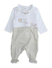 best website cbb79 c70c3 Tutine neonato 0-24 mesi bambina - abbigliamento Bambina su YOOX