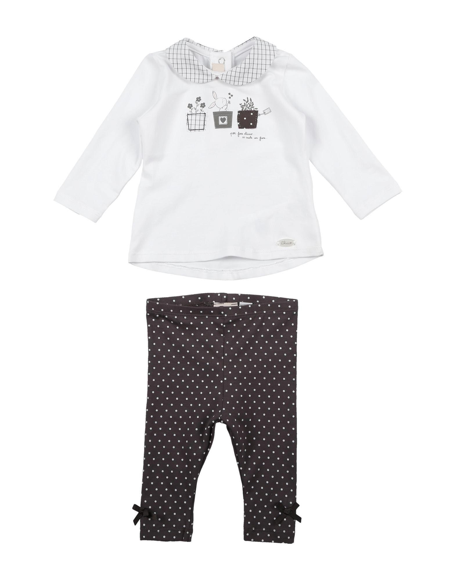 e2c04fd90a2 Casual Σύνολο Kορίτσι Chicco 0-24 μηνών - Παιδικά ρούχα στο YOOX