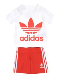 9be873cb8ef Φορμάκια Κορμάκια Αγόρι Adidas Originals 0-24 μηνών - Παιδικά ρούχα ...