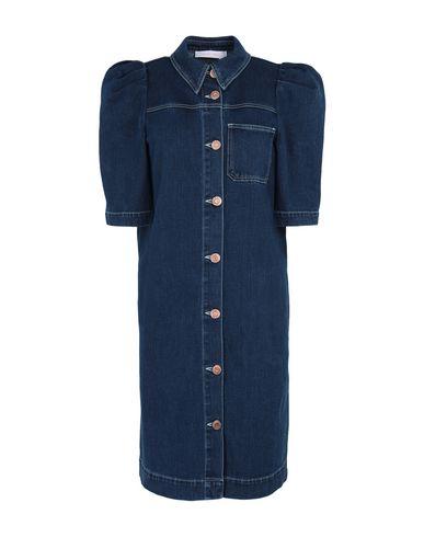 2d4fb5f5c76 See By Chloé Denim Dress - Women See By Chloé Denim Dresses online ...