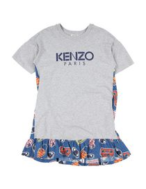 082b3aa12 Kenzo clothing for girls and teens 9-16 years, Spring-Summer and ...