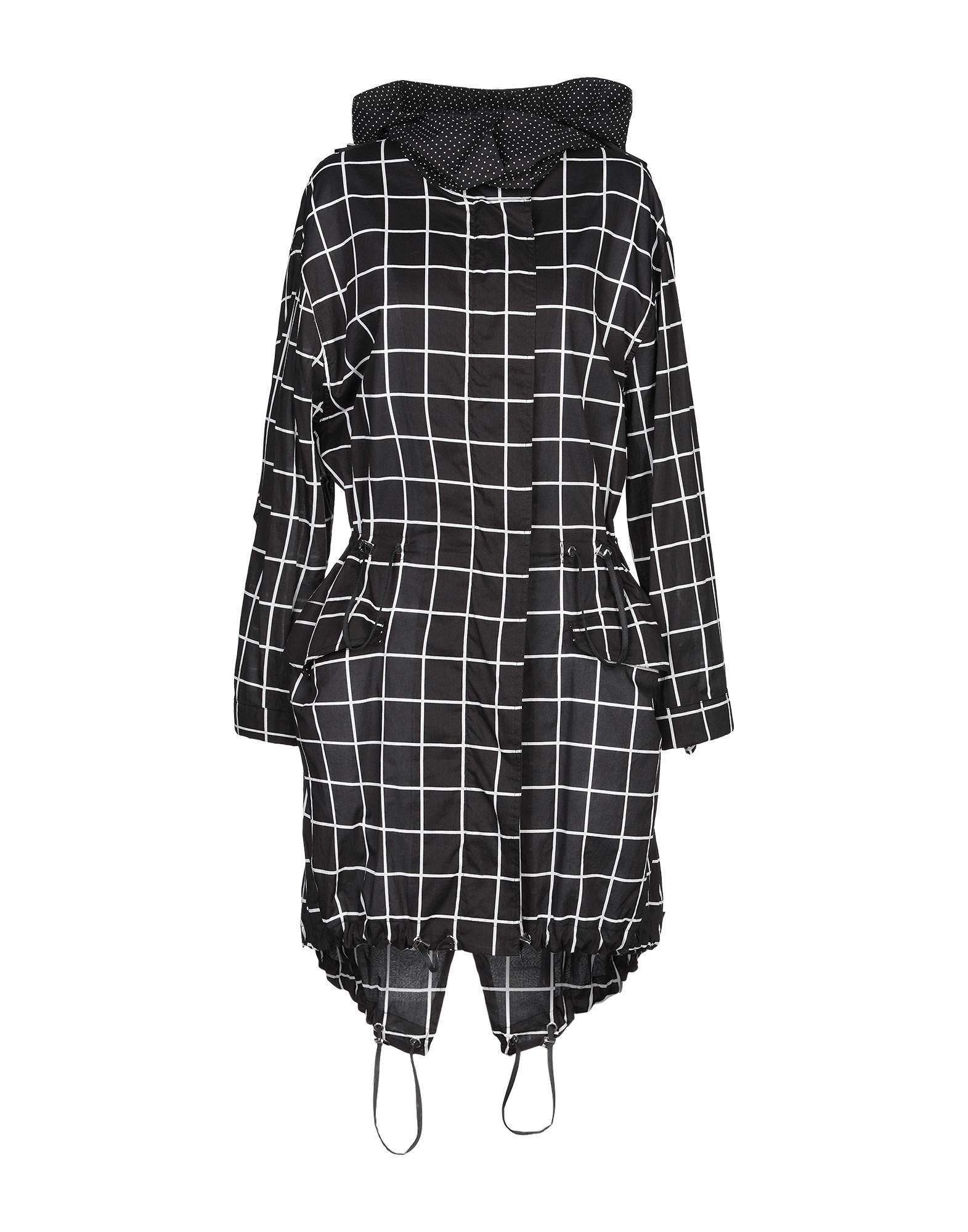 Dondup Full-Length Jacket - Women Dondup Full-Length Jackets online ... f5b084e174f1