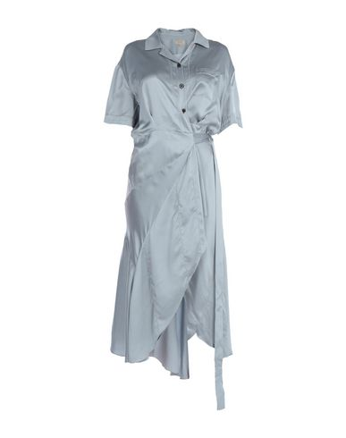 66aa54c7a5 Μακρύ Φόρεμα Burberry Γυναίκα - Μακριά Φορέματα Burberry στο YOOX ...