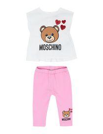 best service 0790a 485df Abbigliamento per neonato Moschino bambina 0-24 mesi su YOOX