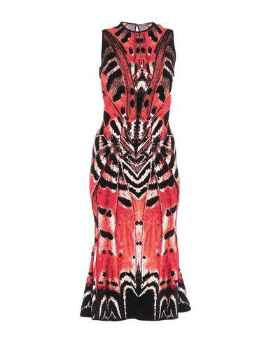 ALEXANDER MCQUEEN - 3/4 length dress
