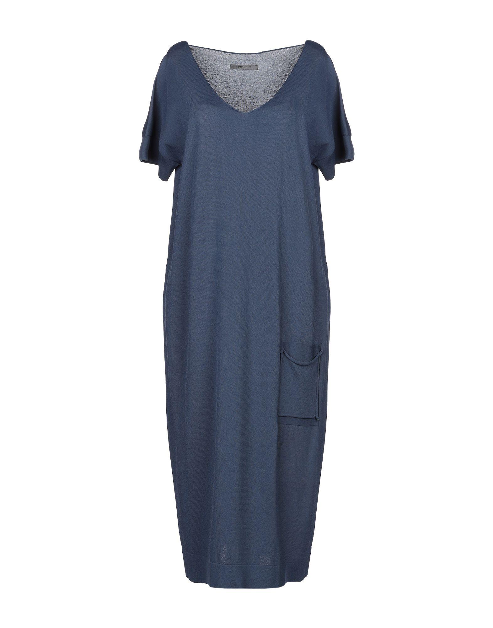 Vestito Vestito Vestito Al Ginoc o Crea Concept donna - 34952346FH d57