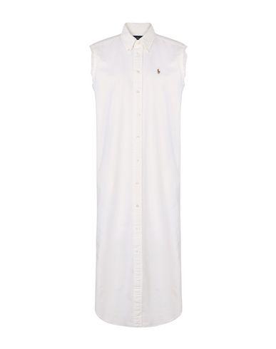 POLO RALPH LAUREN - 3/4 length dress