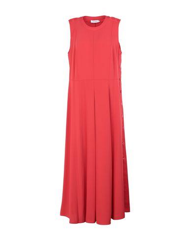 CALVIN KLEIN - Langes Kleid