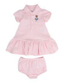 ba65ec74ccc Παιδικά ρούχα Ralph Lauren Kορίτσι 0-24 μηνών στο YOOX