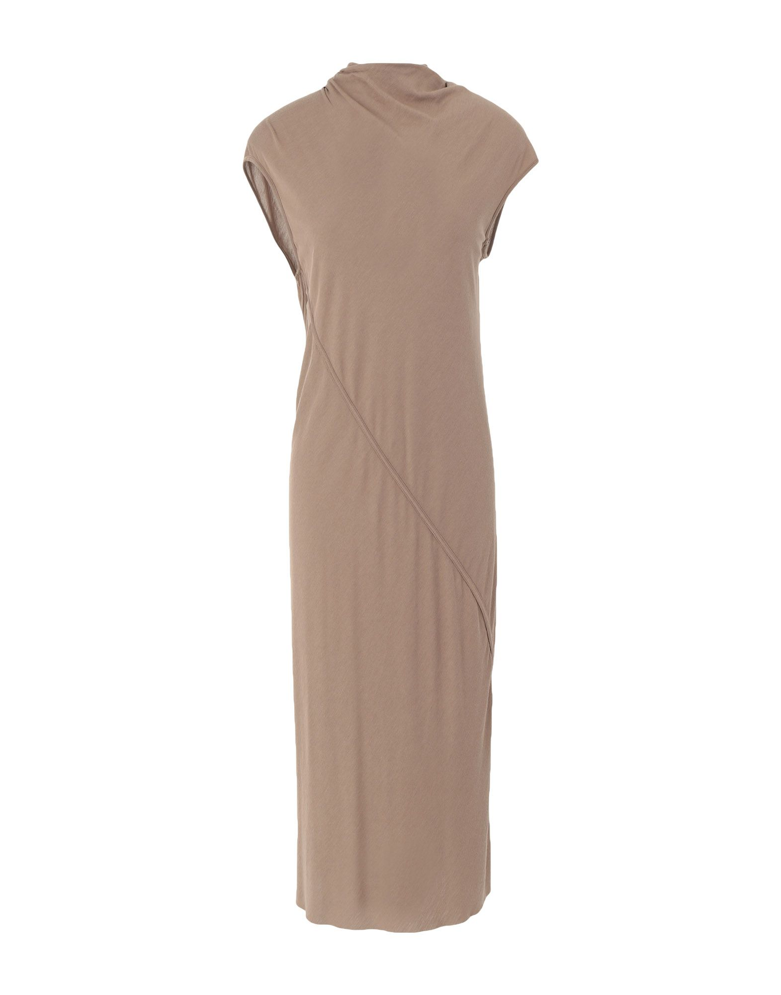 Vestito Longuette Rick Owens Lilies donna - 34971307NC 34971307NC