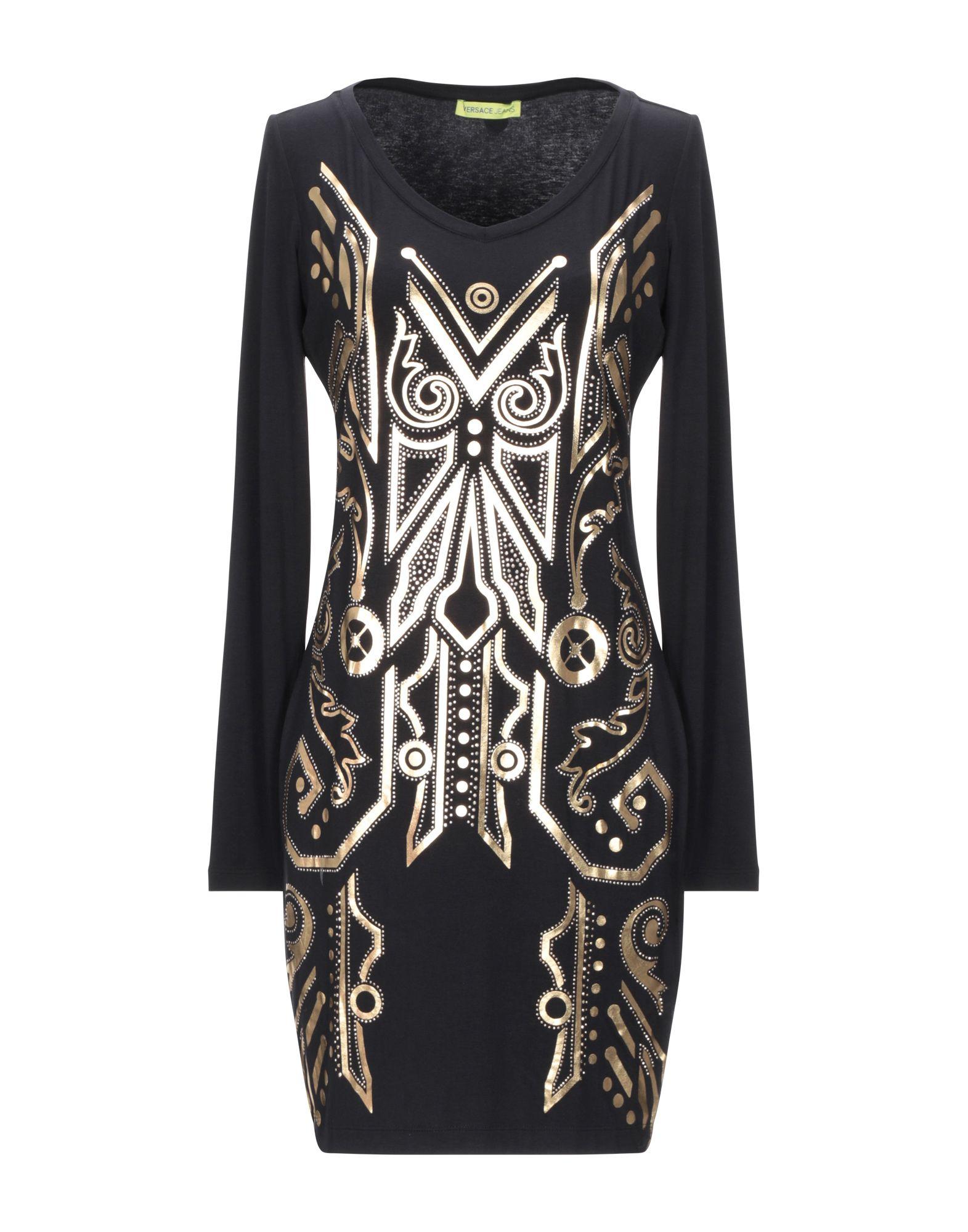 Vestito Vestito Vestito Corto Versace Jeans donna - 34972452IU 6de