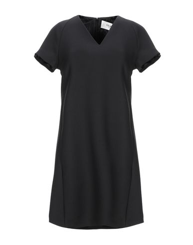 Celine Short Dress In Black