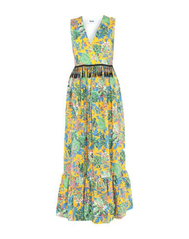 Msgm Dresses Long dress