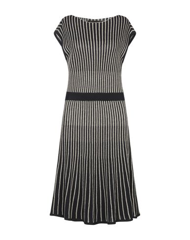 Marc By Marc Jacobs Knee-length Dress In Black