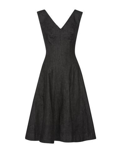 NORMA KAMALI - Denim dress