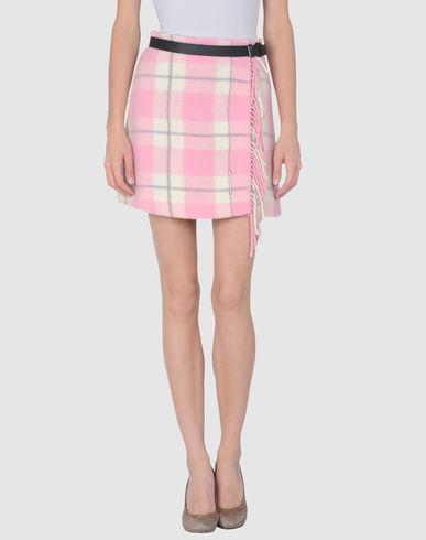 JC DE CASTELBAJAC Mini Skirt in Pink