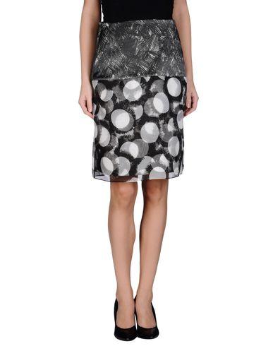 RUE DU MAIL - Knee length skirt