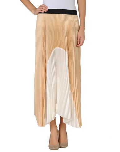 SILK AND SOIE - Long skirt
