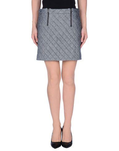 GAT RIMON Mini Skirt in Grey