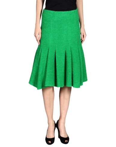 THAKOON 3/4 Length Skirts in Green