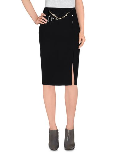 MOSCHINO CHEAP & CHIC Midi Skirts in Black
